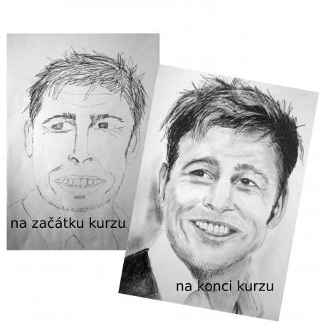 Kurz kreslení PMH Mnetěš