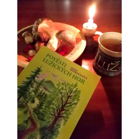 Kniha - Pověsti Lužických hor
